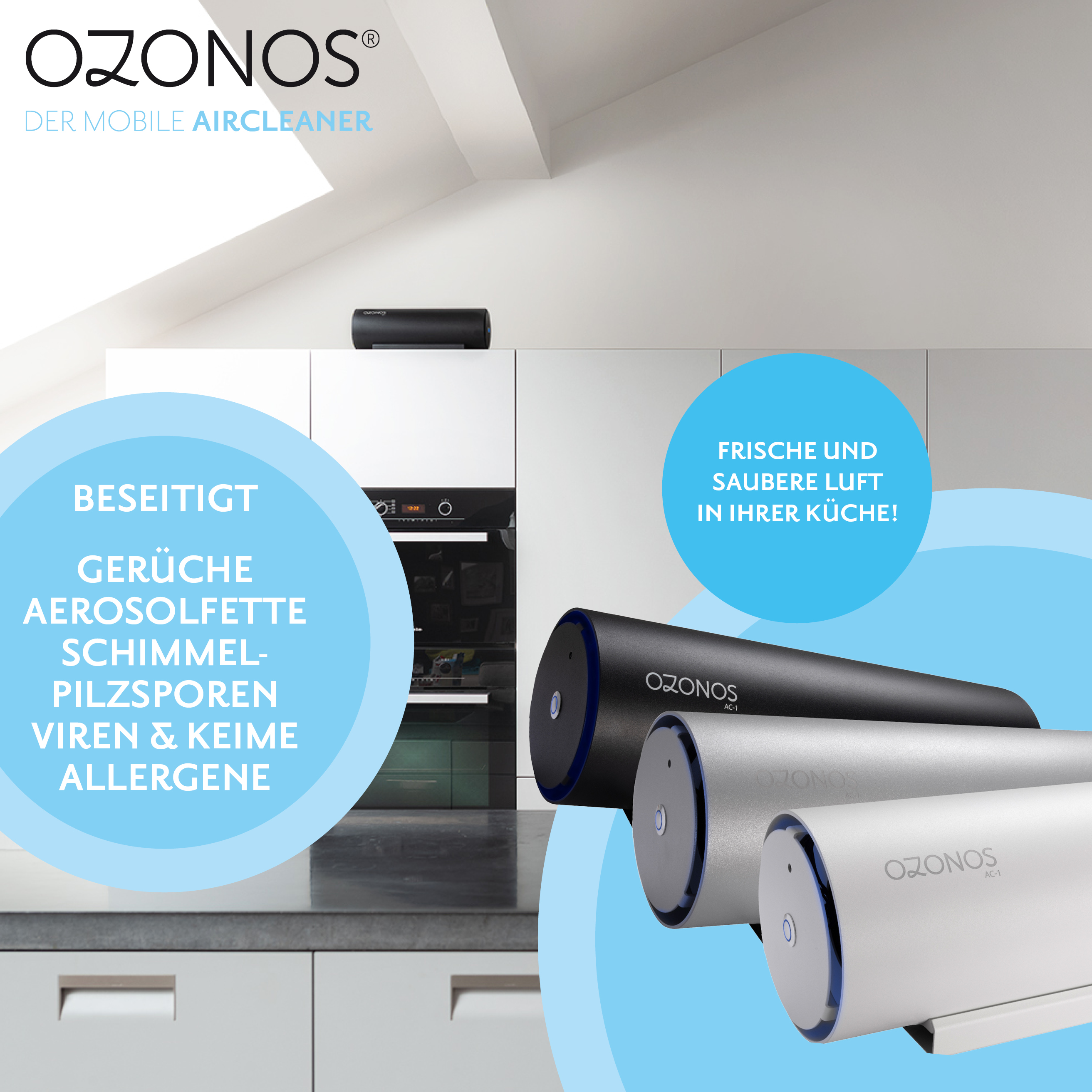 OZONOS Aircleaner