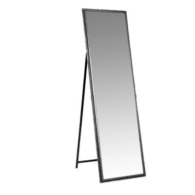 Standspiegel mit eisenrahmen h169cm chic24 vintage for Standspiegel ohne rahmen