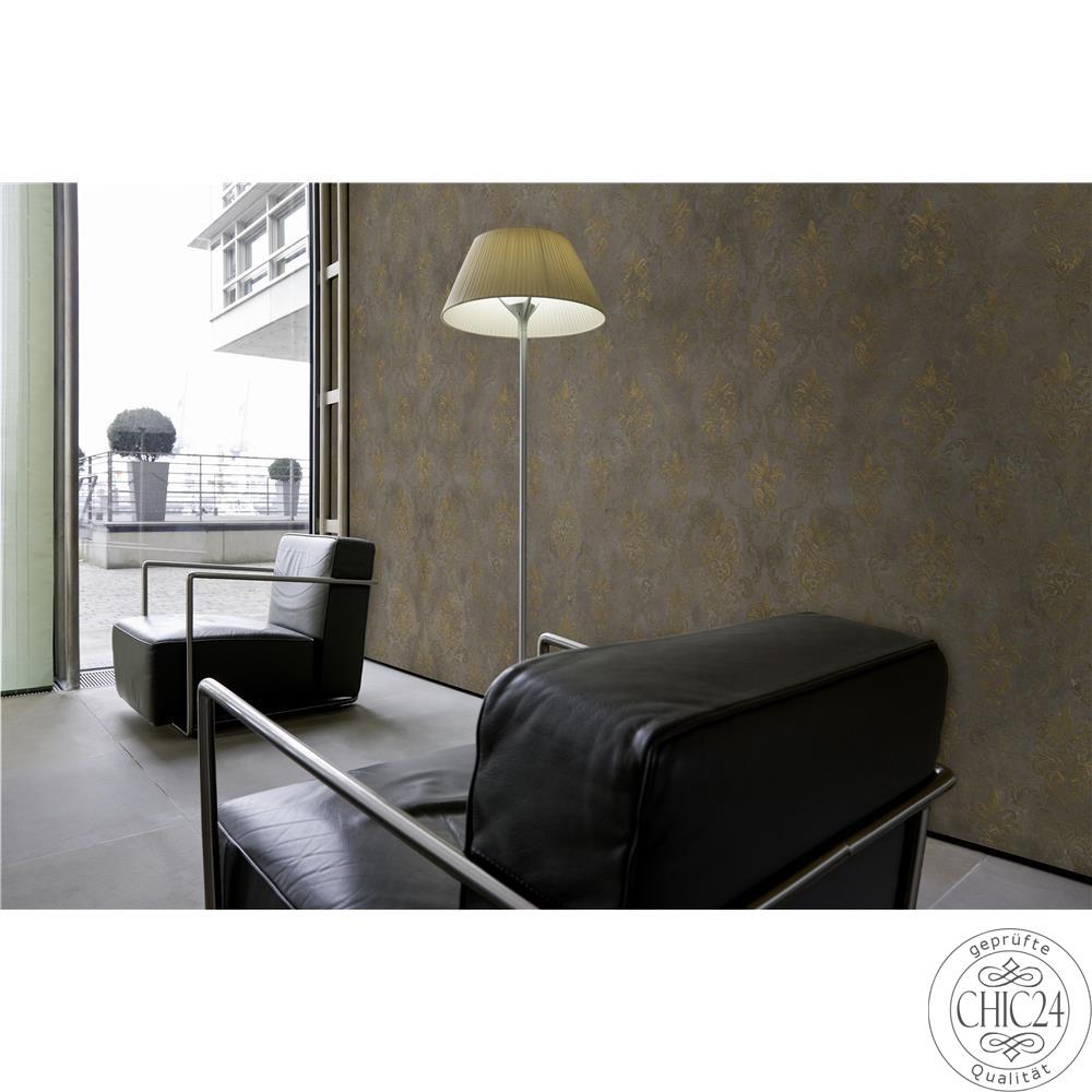 raumbilder tapeten nostalgia chic24 vintage m bel und. Black Bedroom Furniture Sets. Home Design Ideas