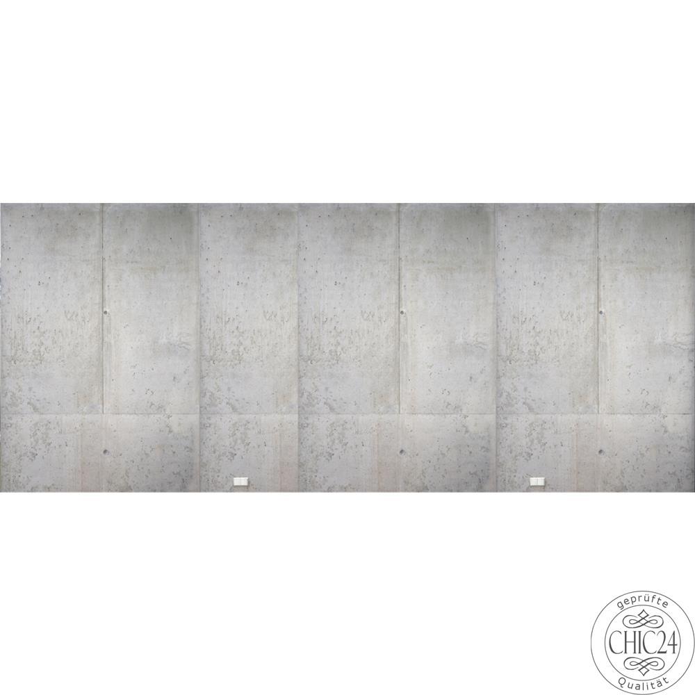 raumbilder tapeten beton 1 chic24 vintage m bel und. Black Bedroom Furniture Sets. Home Design Ideas