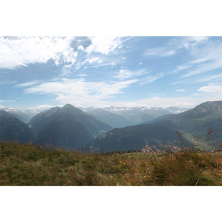 Raumbilder Tapeten Austrian Mountains View 1