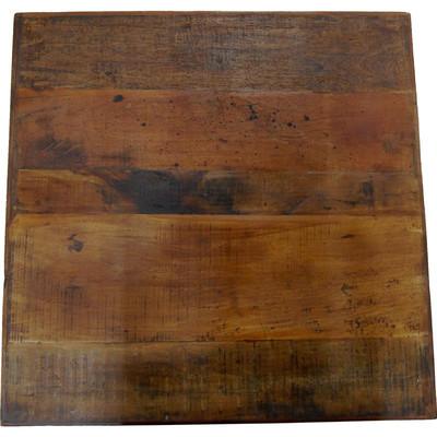 Massivholz tische im mediterranen vintage stil chic24 for Esstisch 70x70