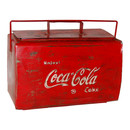 Originale Coca Cola Kühlbox